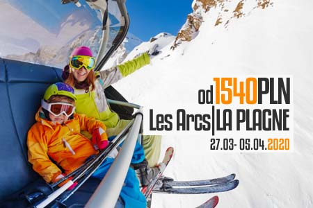 Oferta Les Arcs La Plagne