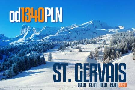 Oferta Saint Gervais